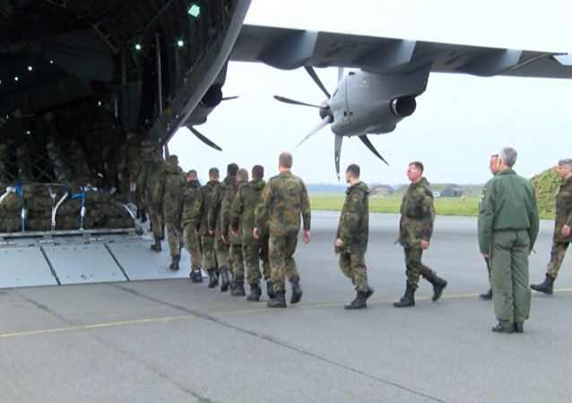 L'armée allemande