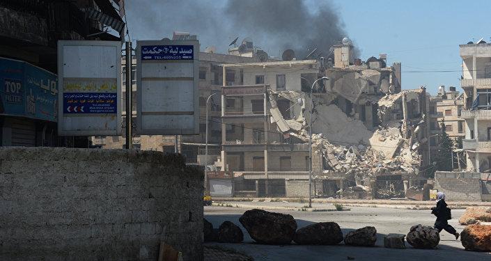 Pilonnage à Alep: 15 morts, une cinquantaine de blessés