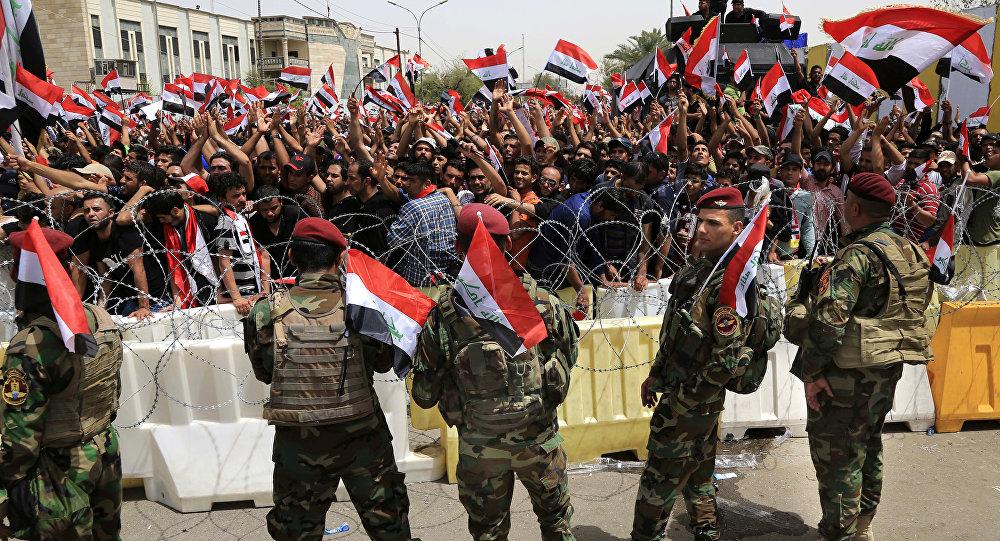 Situation à Bagdad.