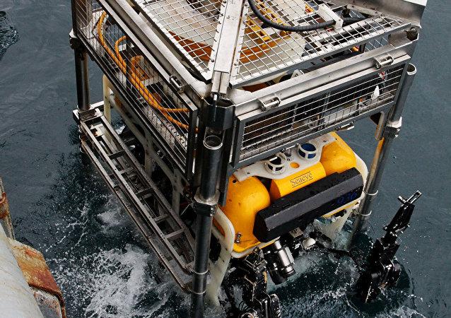 Pékin finalise les tests de son premier submersible téléguidé