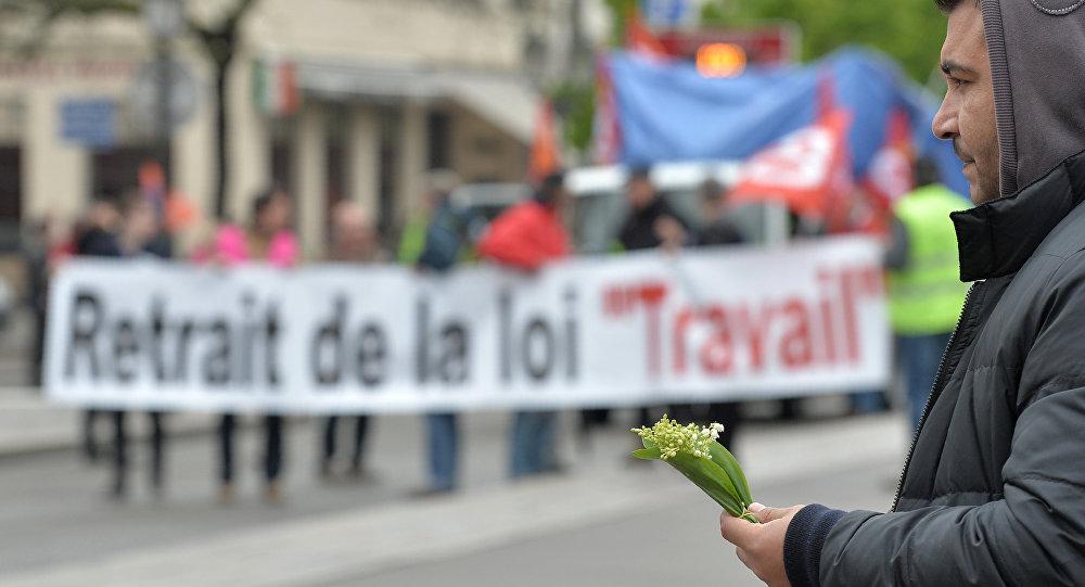 le 1er mai en France