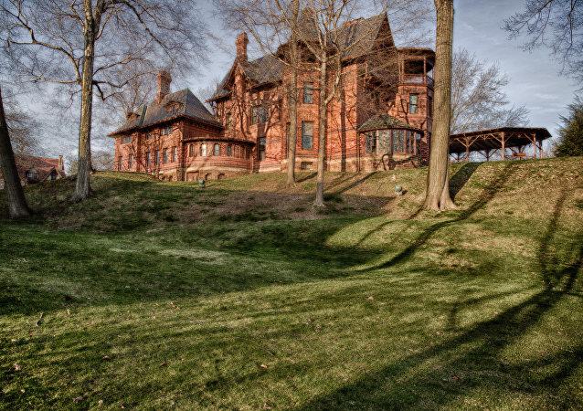 La maison de Mark Twain