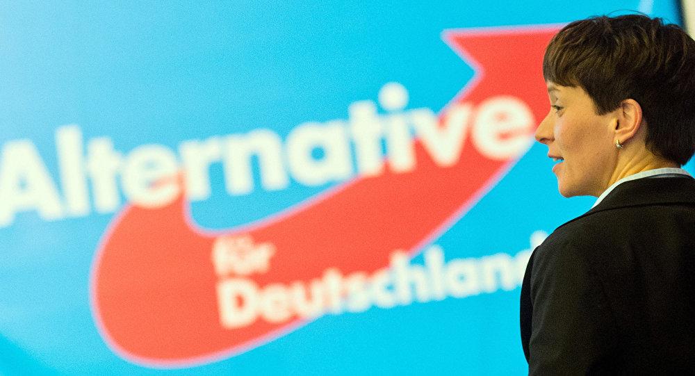 l'Alternative pour l'Allemagne (AfD)