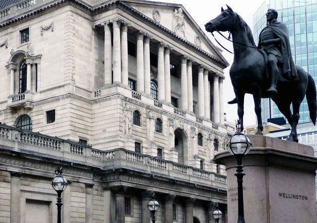 La Banque d'Angleterre