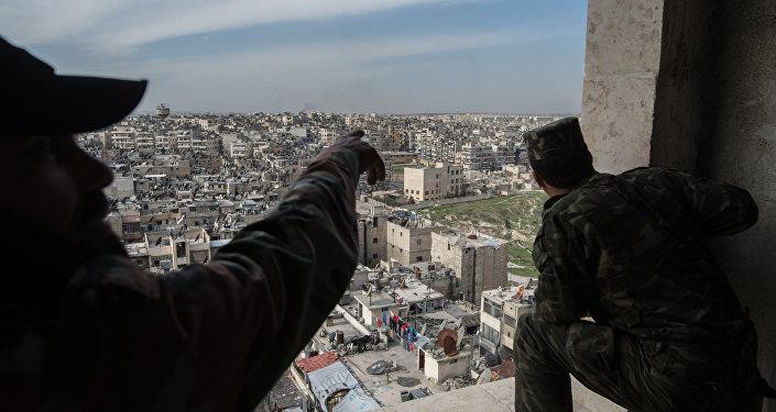 L'armée syrienne repousse le Front al-Nosra près d'Alep