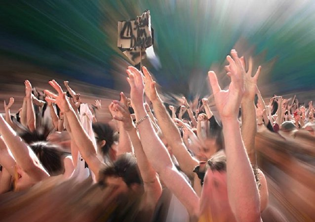 Manifestation. Image d'illustration