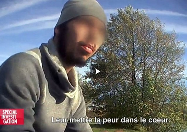 Soldats d'Allah : un journaliste infiltre pendant 6 mois une cellule de l'EI en France