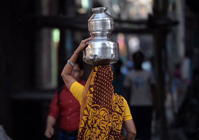 Oubliez la crise mondiale, le monde est à court d'eau douce