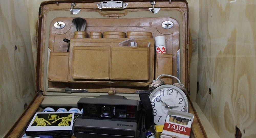 La malette de Q, plein de gadgets espions qui ont sauvé plusieurs fois James Bond