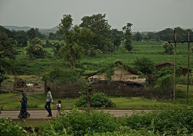 Le district de Khargone (Inde)