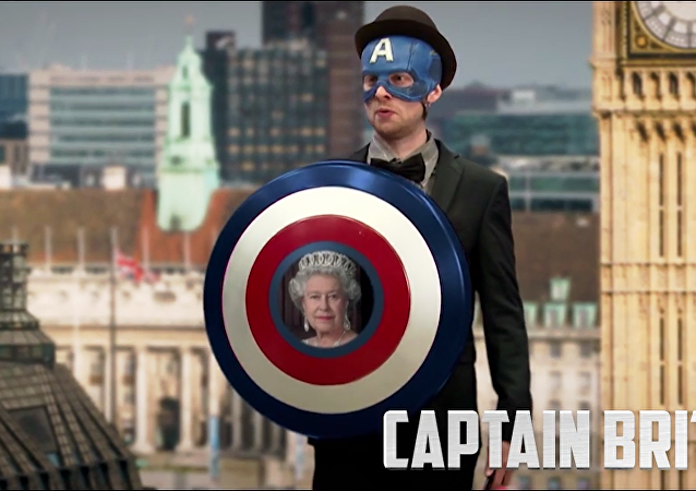 Quand Captain America fait le tour de l'Europe