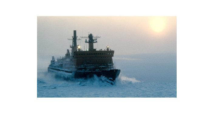 Trois nouveaux brise-glaces atomiques sillonneront la Route maritime du Nord