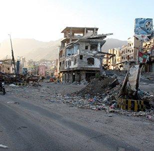 la ville de Taiz