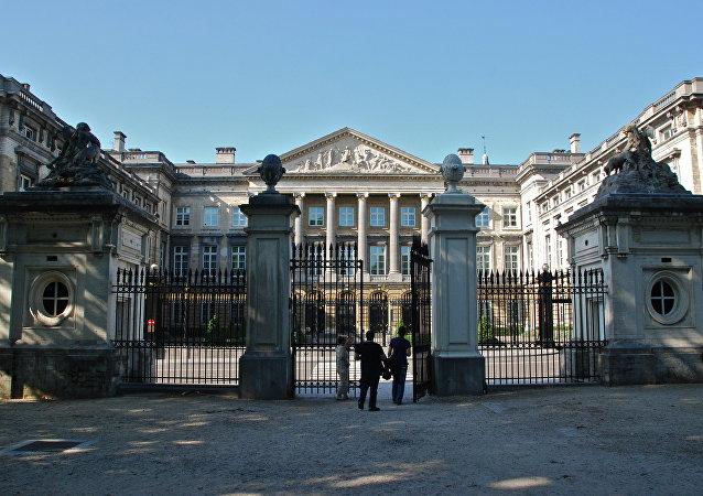 Le siège du gouvernement fédéral belge à Bruxelles