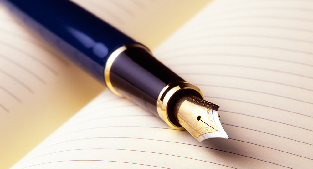 Un stylo