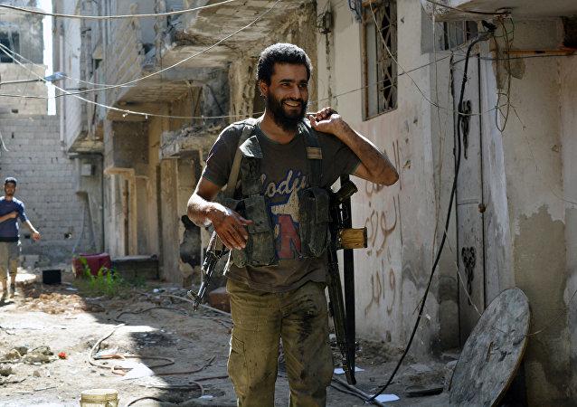 Membre d'Ansar al-Islam