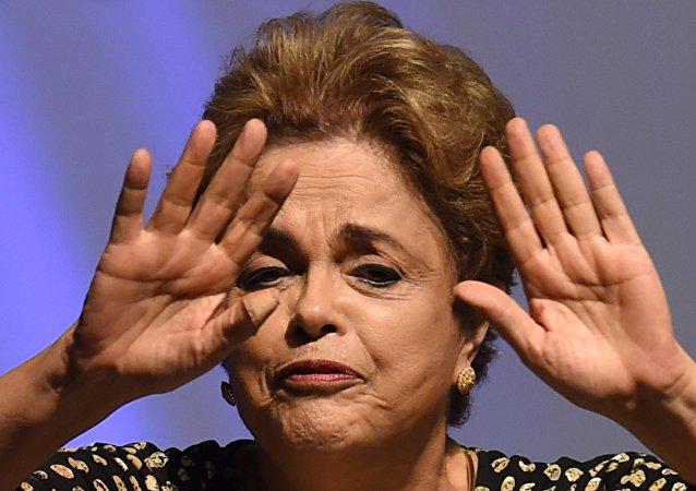 Brésil: gouvernement illégitime de Temer, dénonce Rousseff