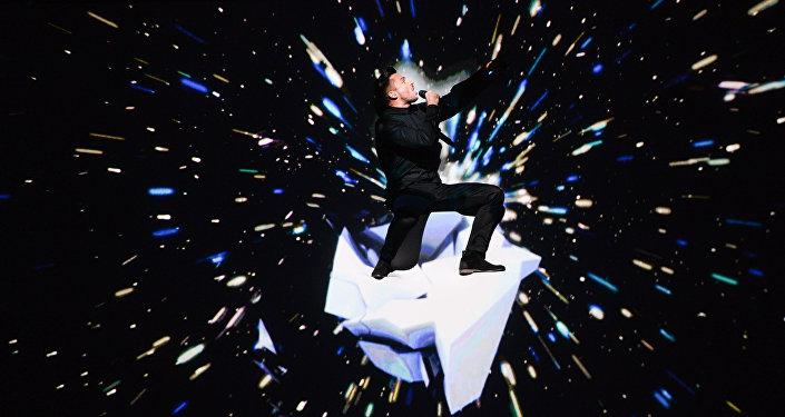 Sergueï Lazarev à l'Eurovision