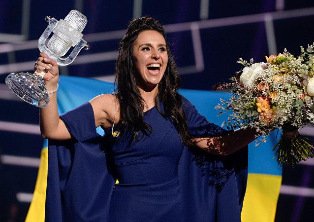 L'Ukrainienne Jamala, qui a remporté l'Eurovision 2016