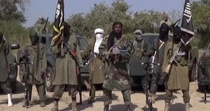 Extrémistes de Boko Haram