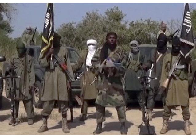 Militants de Boko Haram
