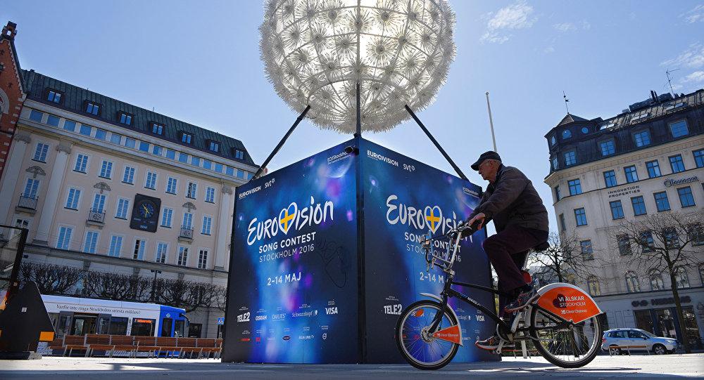 Concours Eurovision de la chanson 2016 à Stockholm