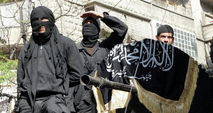 des terroristes