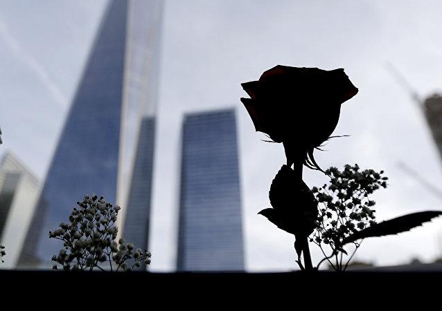 Le mémorial consacré aux victimes du 11 septembre