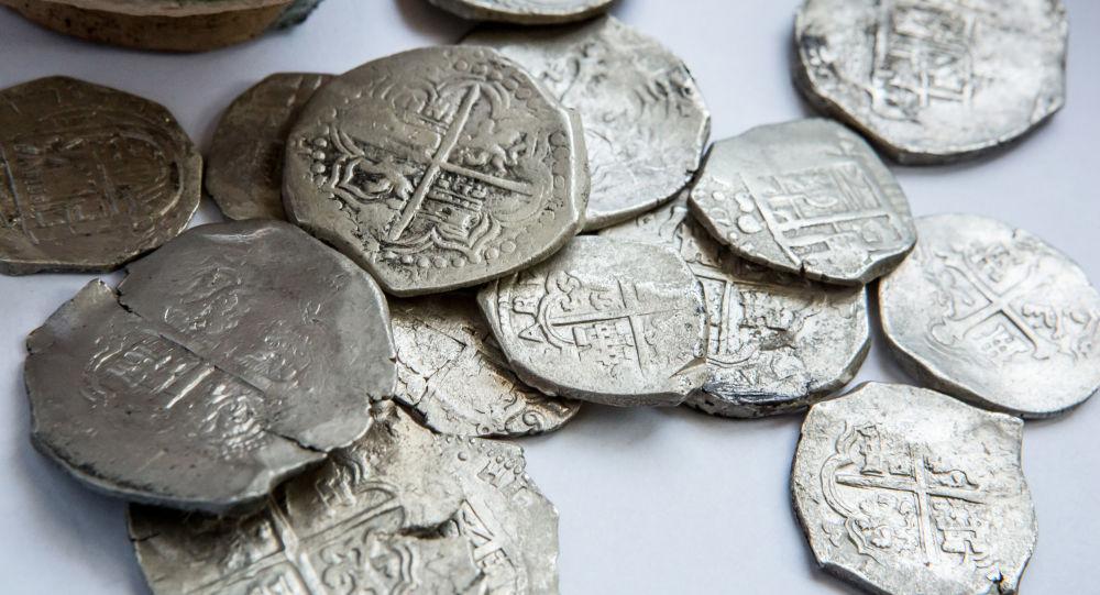 Un trésor de piastres découvert en Russie