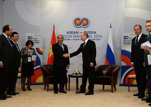 Le Forum d'affaires a ouvert le sommet Russie-ASEAN à Sotchi