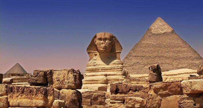 Les pyramides égyptiennes délaissées par les touristes