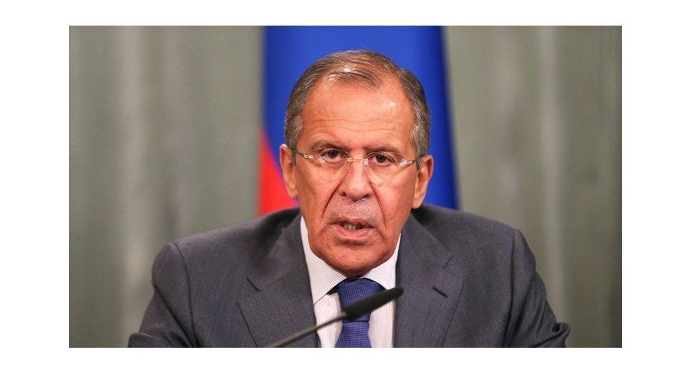 Sergueï Lavrov a accusé les voisins de la Syrie d'aider les terroristes