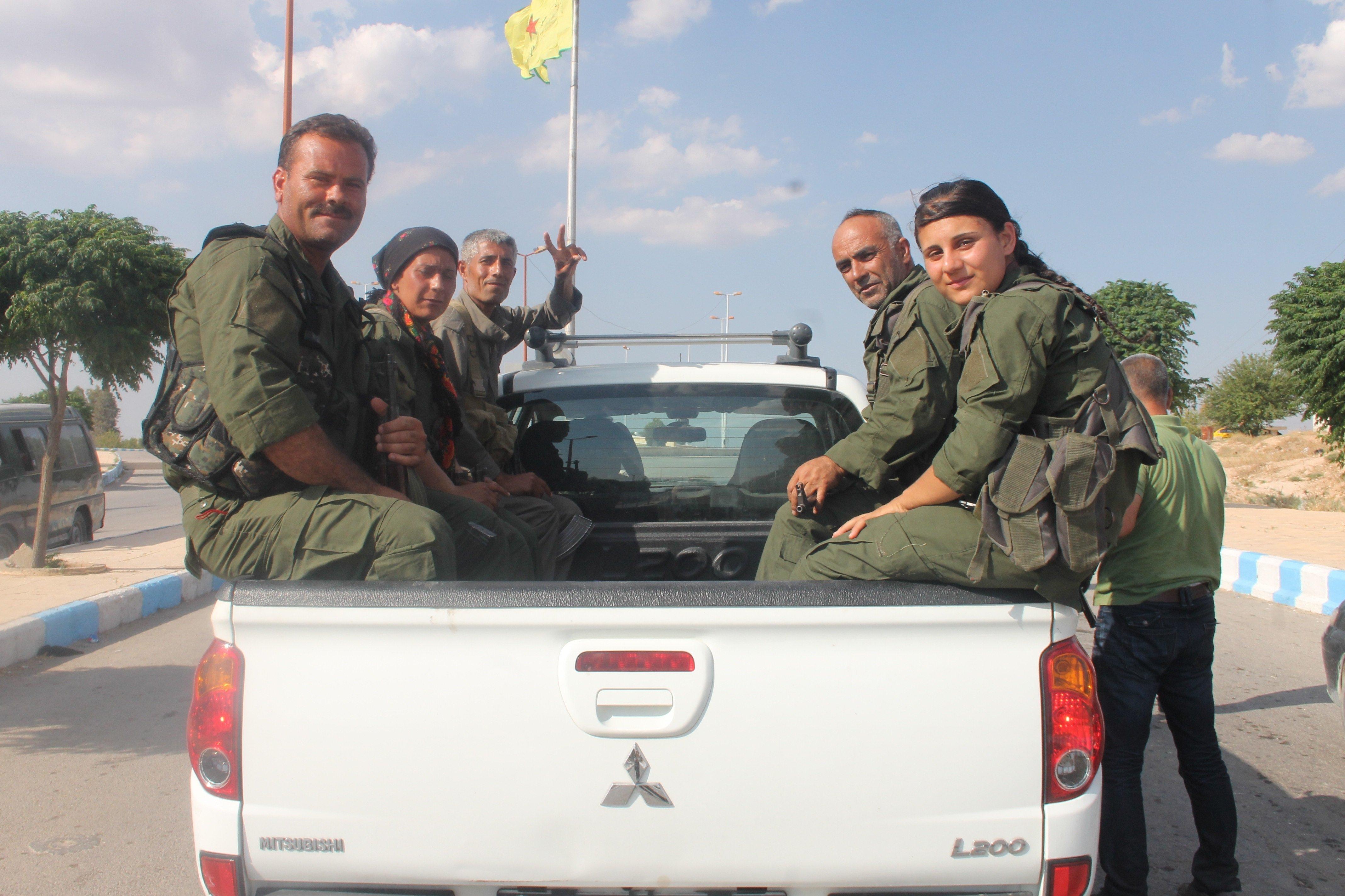 Les Forces démocratiques syriennes sur point de libérer Raqqa