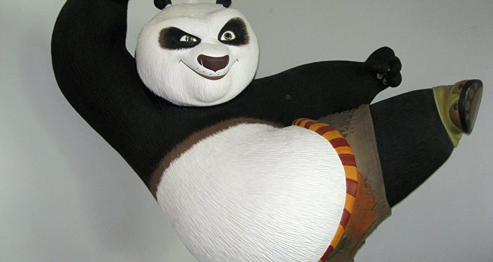 Le véritable kung-fu panda retrouvé en Chine
