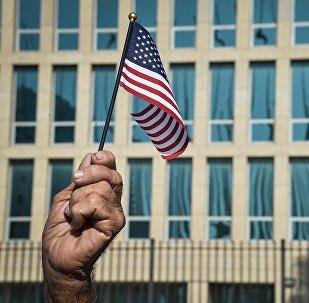 drapeau de US