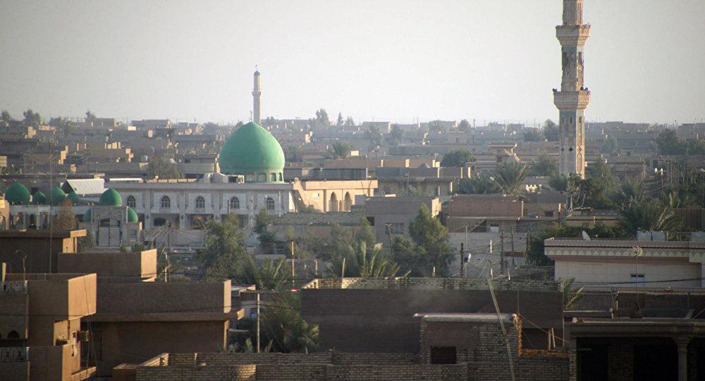 Falloujah, Irak