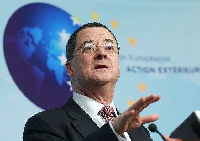 Yves Rossier, secrétaire d'État aux Affaires étrangères. Archive photo