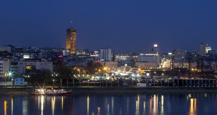 Belgrade, la capitale de la Serbie