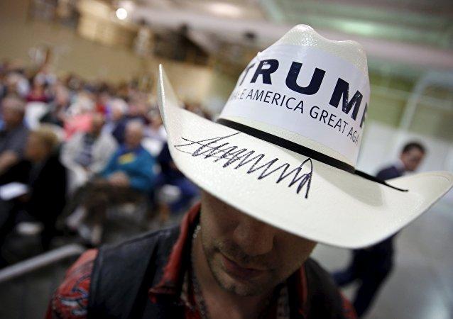 la campagne pour Donald Trump