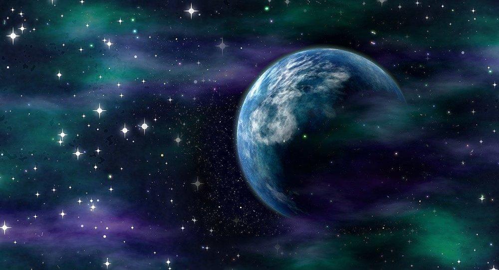 Une planète, noire comme du charbon, découverte dans l'espace par des scientifiques