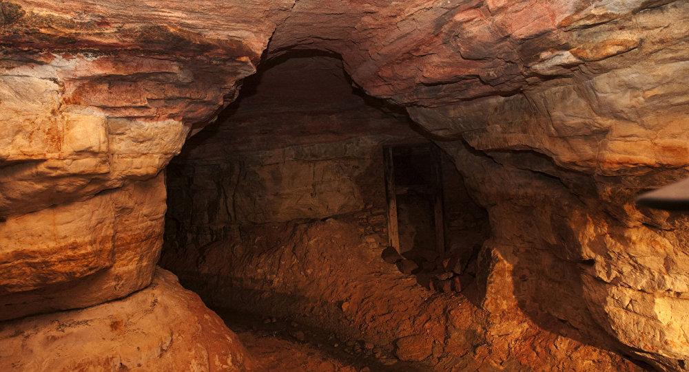 Un labyrinthe souterrain de la période glaciaire découvert au Canada