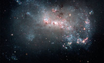 Une galaxie naine