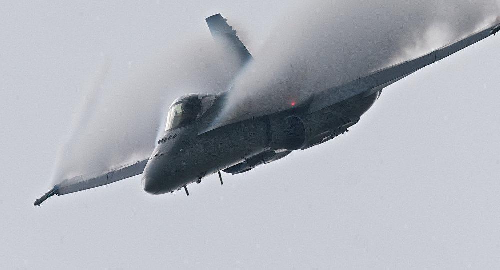 Un chasseur US F/A-18 Hornet s'écrase au Japon