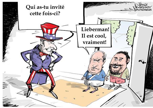 Les USA inquiets au sujet du nouveau gouvernement d'Israël