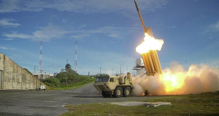 Système de défense antimissile THAAD