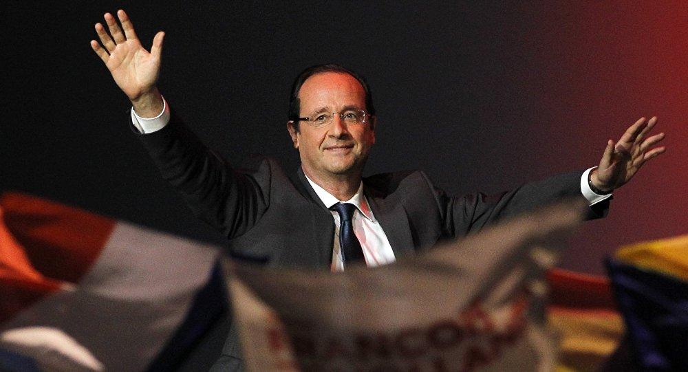 La baisse du chômage en France va-t-elle permettre à Hollande de se représenter?