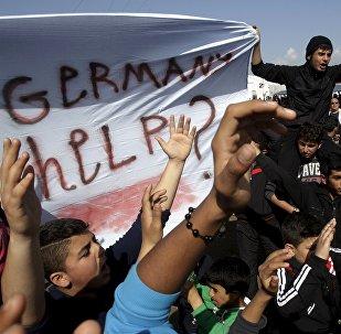Une flambée des violences contre les réfugiés enregistrée en Allemagne