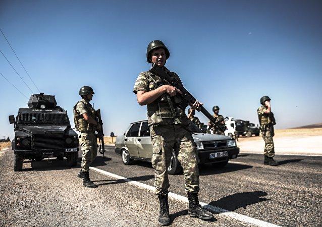 Provocation? Les troupes turques auraient pénétré de 700 mètres en Syrie