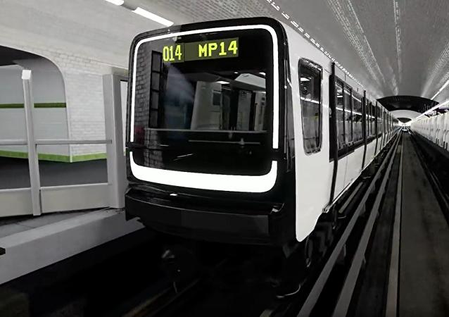 Le futur visage du métro parisien