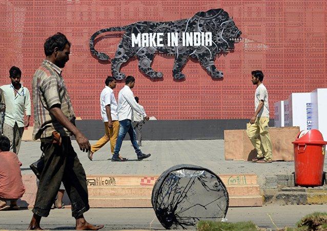 L'Inde dépasse la Chine en termes de croissance économique